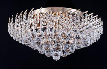 Deckenlampe DIA120-09-G, Gold
