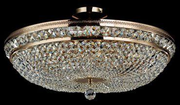 Deckenlampe P700-PT60-G, Gold