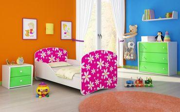 Kinderbett Jugendbett 70x140cm, viele Motive – Bild 24