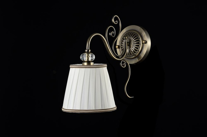 Wandlampe ARM420-01-R, Bronze