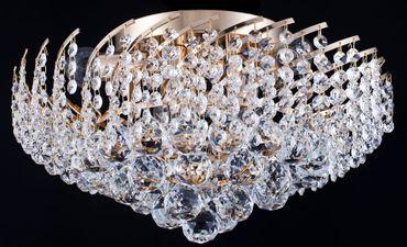 Deckenlampe DIA120-06-G, Gold