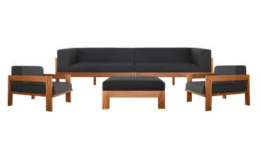 Divano Lounge Lavi Teak Collection – Bild 16