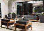 Divano Lounge Lavi Teak Collection 001