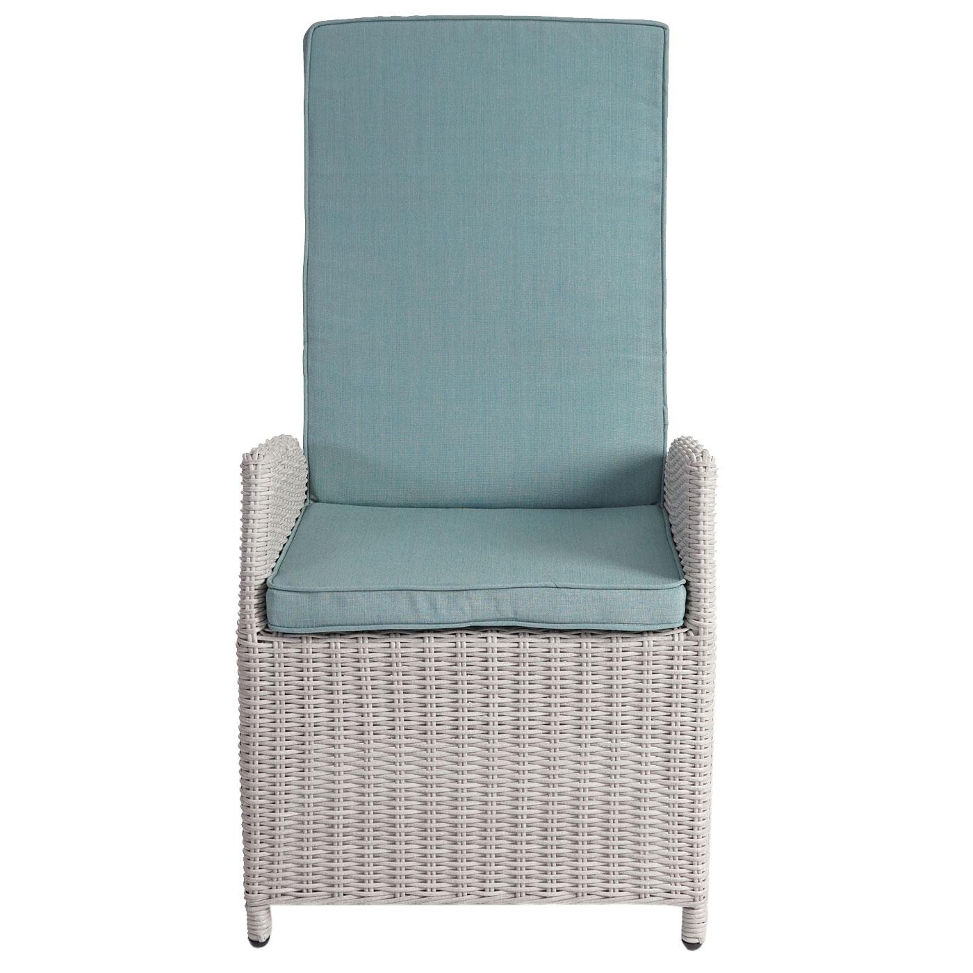 luxus poly rattan garnitur premium alu sitzgruppe tisch. Black Bedroom Furniture Sets. Home Design Ideas