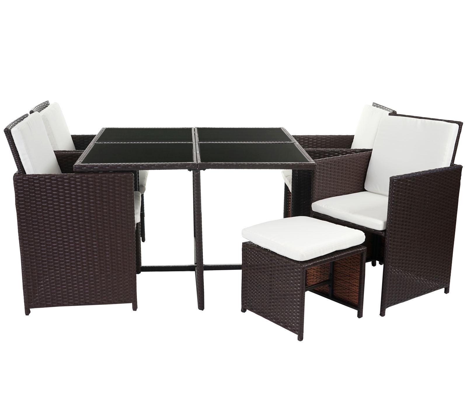 lounge set garten outdoor dusche rattan plush design. Black Bedroom Furniture Sets. Home Design Ideas