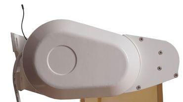 Elektrische Kassetten-Markise, Vollkassette, 5x3m ausfahrbarer Volant Acryl Creme - 19591 – Bild 6