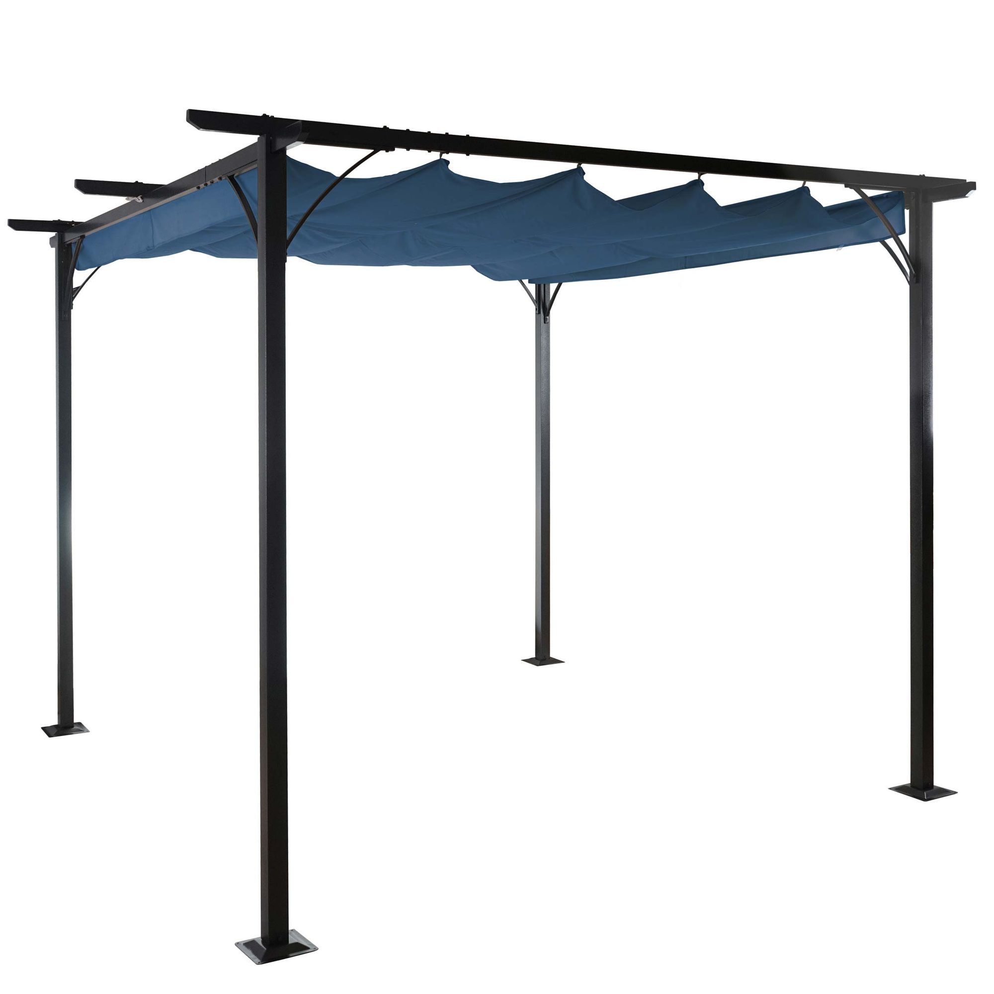 pergola garten pavillon stabiles 6cm gestell. Black Bedroom Furniture Sets. Home Design Ideas