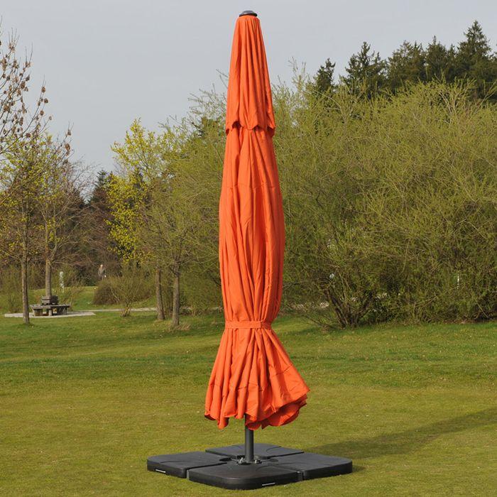 Alu-Sonnenschirm 5 meter
