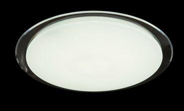 Deckenlampe OPTIMA Metall weiss, Kunststoff, dimmbar, Fernbedienung – Bild 4
