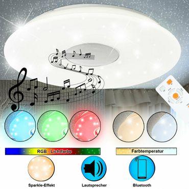 Deckenlampe NICOLE, weiss, Kunststoff opal, Globo 41329N – Bild 1