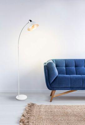 Stehlampe ANITA, Metall weiss, Globo 24703SW – Bild 3
