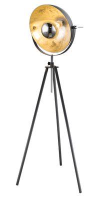 Stehlampe LENN, Metall grau, Globo 58308G – Bild 1