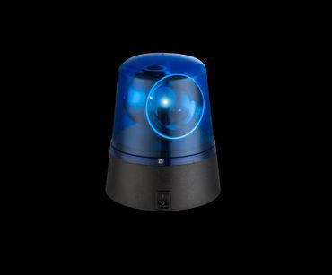 Tischlampe POLICE, Kunststoff blau, Globo 28013 – Bild 2