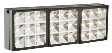 Aussenbeleuchtung BOLTON, Aluminium Druckguss anthrazit, Glas klar, Globo 34169-3 – Bild 2