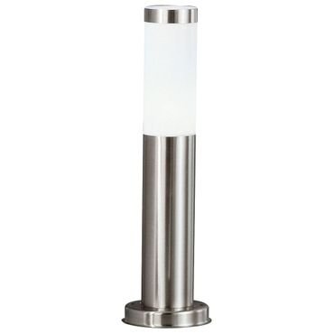 Aussenbeleuchtung BOSTON LED, Edelstahl, Kunststoff opal, Globo 3158LED – Bild 1
