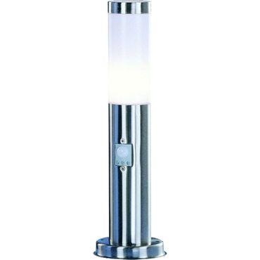 Aussenbeleuchtung BOSTON LED, Edelstahl, Kunststoff opal, Globo 3158SLED – Bild 1