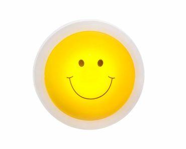 Pushlight KIDDY I Kunststoff weiss, 1xLED – Bild 1