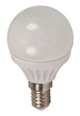 LED Leuchtmittel, Keramik, Milchglas, Globo 10641