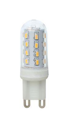LED Leuchtmittel Aluminium, G9 3W, 280lm, 4000K