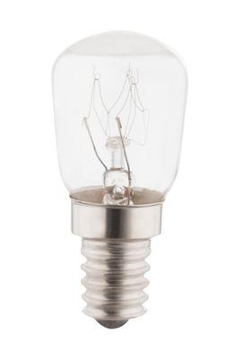 Backofenbirne, 1XE14, silber metallic, Glas klar, Globo 11416B – Bild 1