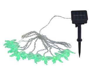 Solarlampe Kunststoff schwarz, RGB LED – Bild 10