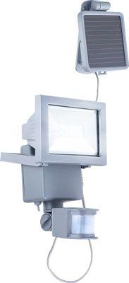 Solarlampe Aluminium Druckguss, LED – Bild 1