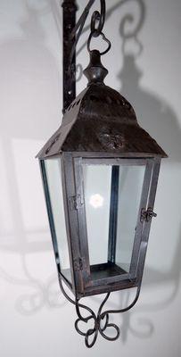 Wandkerzenleuchter Wandkerzenhalter antik shabby Landhaus Vintage – Bild 3