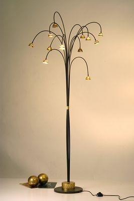 Stehlampe 12-flg. SNAIL TWO Holländer 300 K 1173 X – Bild 1