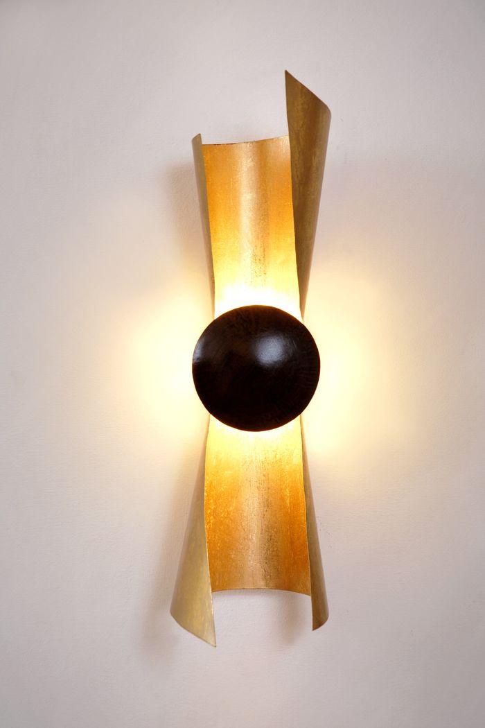 Wandlampe 2-flg. PIANETA Holländer 300 K 13144 X