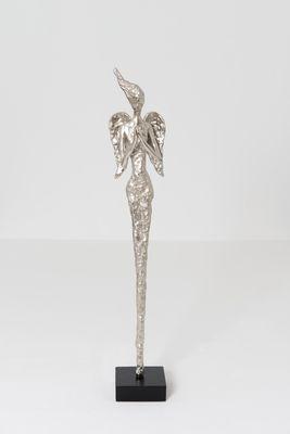 Engel DOROTHEA, Aluminium silber