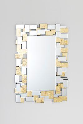 Spiegel PARIGI, Glas Holz Holländer 413 2901