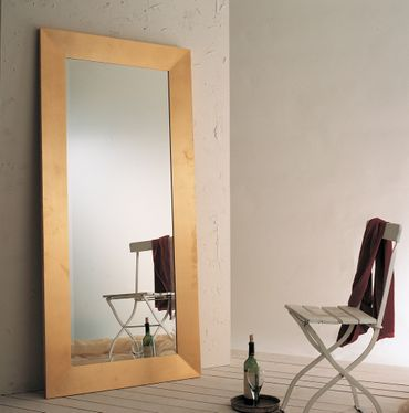 Spiegel CLASSICO GRANDISSIMO, Rahmen Holz blattvergoldet