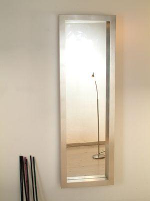 Spiegel CLASSICO AMERIKA GRANDE, Rahmen Holz MDF blattversilbert