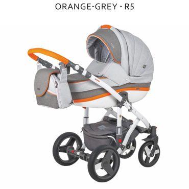 Kinderwagen Adamex Vicco 3in1, viele Farben – Bild 3