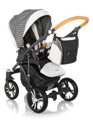 Kinderwagen Bebetto Bresso 3in1, 6 Varianten – Bild 3