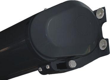 Elektrische Kassetten-Markise, Vollkassette Volant 5x3m, Polyester Creme, anthrazit - 27178 – Bild 6