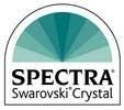 5 Arm Kronleuchter, SPECTRA Crystal SWAROVSKI vergoldet – Bild 4