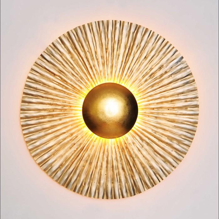 Wandlampe 1-flg. BRONZO Holländer 300 K 13183