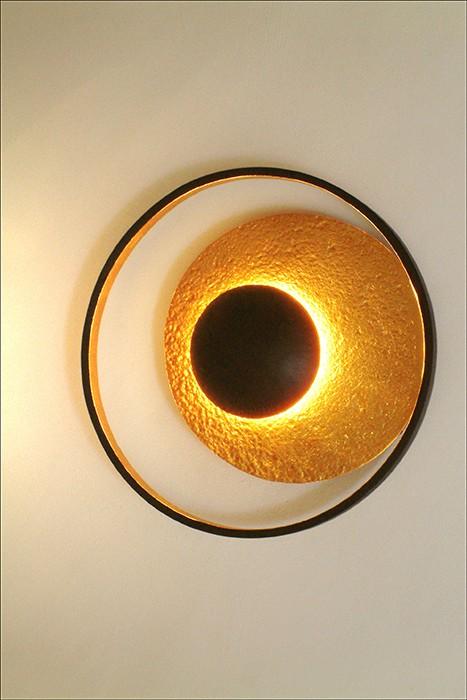 Wandlampe 4-flg. SATELLITE Holländer 300 K 1374