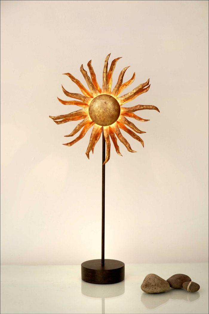 Tischlampe 6-flg. SONNE Holländer 300 K 12195