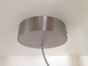 Hängelampe Eiche-hell, geölt, High-LEDs warmweiss, 120cm – Bild 5