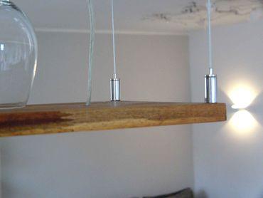Hängelampe Holz Akazie, 80cm – Bild 5