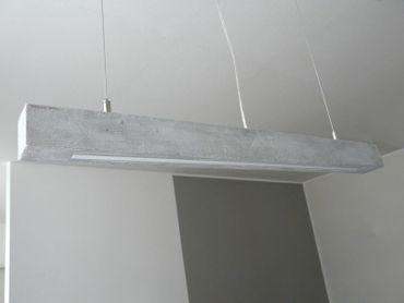 Hängelampe Deckenlampe Beton Lampe 80cm – Bild 6