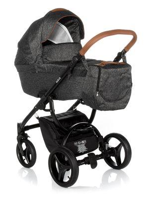Kinderwagen Bebetto Luca 3in1, viele Varianten – Bild 1