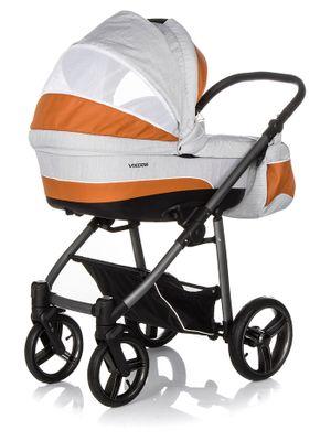 Kinderwagen Bebetto Vulcano 3in1, viele Varianten – Bild 14