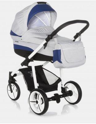 Kinderwagen Bebetto Vulcano 3in1, viele Varianten – Bild 7