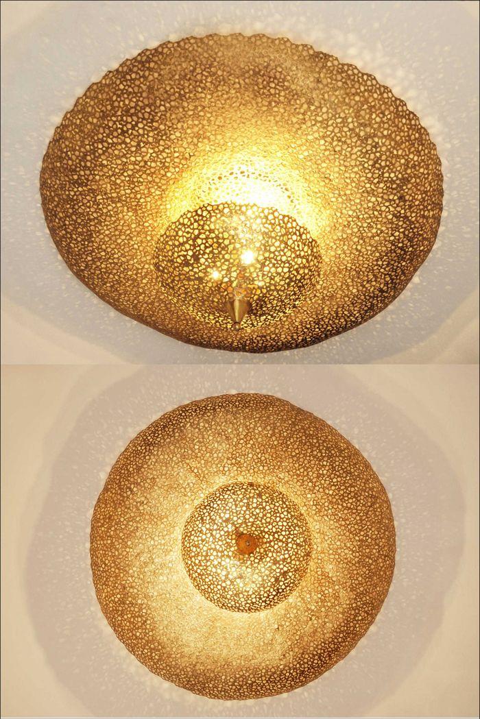 Deckenlampe 3-flg. UTOPISTICO ORIENTALE Holländer 300 K 1645