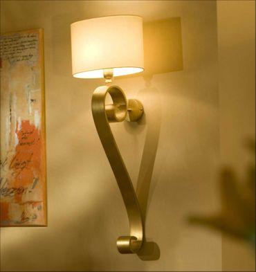 Wandlampe 1-flg. TROFEO Holländer 300 K 13121