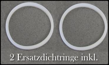 Wurstfüller 10L 2 Gang Getriebe – Bild 4