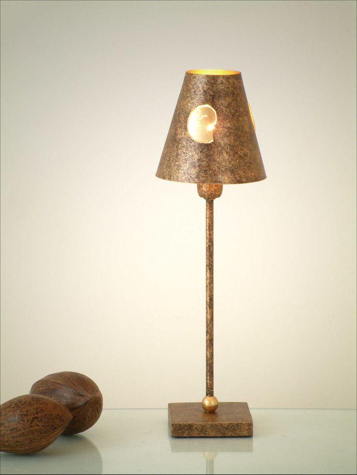 Tischlampe 1-flg. GANCIO KLEIN Holländer 300 12177